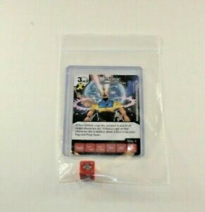Marvel Dice Masters X-MEN First Class * MIMIC Common Card 1 Die Borrowed Talent