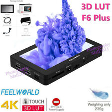 FEELWORLD F6 Plus 5.5 inch HD 3D Lut On Field Camera Touch Screen Monitor