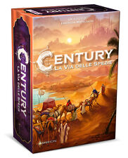 Century the Via delle Spices Game table New BOX SLIGHTLY DAMAGED