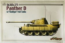 Cyber Hobby Dragon 1/35 Sd.Kfz.171 Panther D w/ Stadtgas Fuel Tanks 6346 11