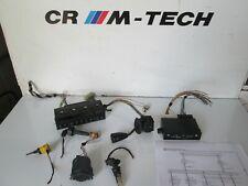 BMW E36 18 button OBC OBD CCM kit of parts, display ecu, retrofit kit M3 3.2
