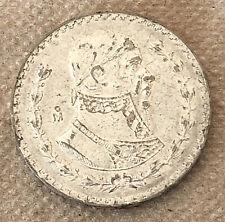 Mexican 1963 Un Peso Silver Very Nice Coin LM
