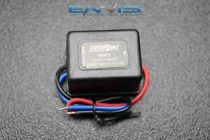 1NOISE FILTER 5 AMPS 12V HUM FILTER NOISE ENGINE SUPPRESSOR CAR POWER WIRE IBNF5