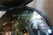 """Aus Nachlass: Erotik Taschenuhr, """"sehr speziell"""", alt, Material ??"""