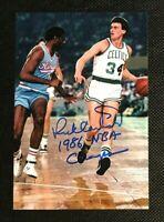 RICK CARLISLE NBA Boston Celtics Basketball Auto Autographed Signed 4x6 Photo