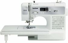 Brother Rxr3340 Computerized Sewing & Quilting Machine White In Hand