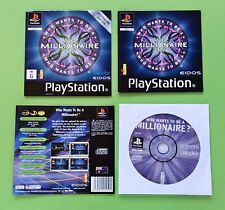Who Wants to Be a Millionaire Sony PlayStation