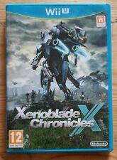 Xenoblade Chronicles X Nintendo Wii U Game UK PAL