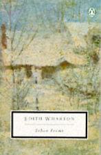 Ethan Frome. by EDITH WHARTON - 1993 Medium PB 0140187367 Penguin