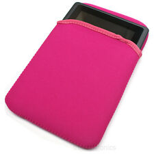 "Universal Durable Suave De Neopreno Tablet Case Para 7 ""pulgadas dispositivos Android En Rosa"
