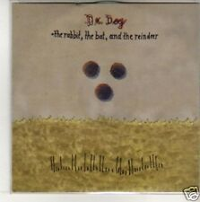 (M656) Dr Dog, The Rabbit, The Bat And The Reind- DJ CD