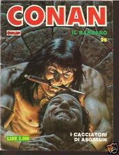 CONAN SPADA SELVAGGIA n° 26-ED. COMIC ART-SAVAGE SWORD