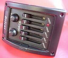 5 BAND EQUALIZER PRE-AMP and PICKUP FOR GUITAR EQ 9050
