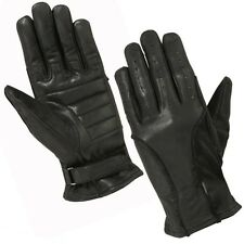 HUGGER Womens Driving Gloves Unlined Padded Palm Ladies Dress Gloves Classic