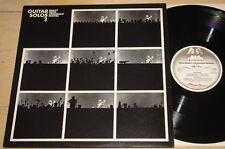 DEREK BAILEY HANS REICHEL FRED FRITH G.F. FITZGERALD UK VIRGIN CAROLINE LP 1976
