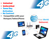 UNLIMITED AT&T Data Plan Very Rare! 34.99/Month 4G TLE for Hotspot