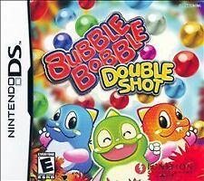 Bubble Bobble Double Shot (Nintendo DS, 2008)