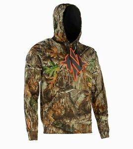 Nomad Southbounder Large Camo Hoodie-Realtree Edge N1300022-940-L In Stock
