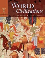 NEW - World Civilizations, Volume 1: To 1700, 5th Edition