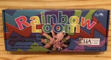 Rainbow Loom Rubber Band Bracelet Making Kit Crafts Kids Hobby