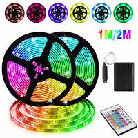 1/2M LED Strip Light TV backlight 5050 RGB Tape Light Color Changing Light Kit