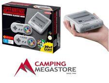 Super Nintendo Classic Mini Console Edition SNES 20+1-Preloaded Games System