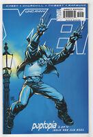 Uncanny X-Men 395 (Aug 2001 Marvel) Windsor-Smith Cover [Poptopia] Churchill mA-