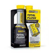 XADO AtomEX Total Flush Engine Cleaner For Diesel Petrol LPG Engines