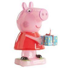 Bougie anniversaire Peppa Pig - DeKora