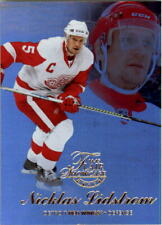 2014-15 Fleer Showcase Flair #45 Nicklas Lidstrom R1 - NM-MT