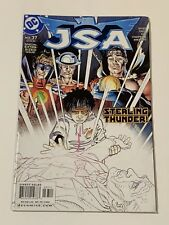 JSA #37 Comic Book DC 2002 - Justice Society of America VG 8.0