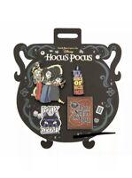 Disney Hocus Pocus Pin Set 2019 Limited Release Brand New