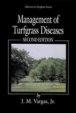Management of Turfgrass Diseases, Second Edition (Advances in Turfgrass Science)