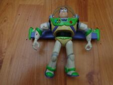 "RARE 5"" DISNEY ORIGINAL TOY STORY BUZZ LIGHTYEAR POSEABLE TOY ACTION FIGURE"