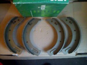 "Landrover SERIES 2 3 109"" 1958-80 FRONT Brake Shoes  VECO VX737 (abs4333)"