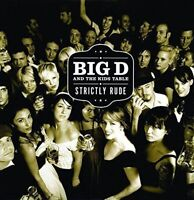 BIG D AND THE KIDS T - STRICTLY RUDE - LP NEW VINYL RECORD