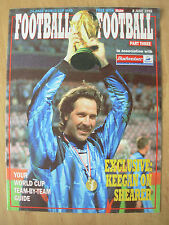 FOOTBALL WORLD CUP 1998 FRANCE - SUN MAGAZINE PART 3 - TEAM-BY-TEAM GUIDE