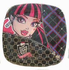 Monster High Dessert Pocket Plates 8 Per Package Birthday Party Supplies New