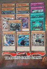 Yu-Gi-Oh! Base de Deck/Lot de 14 Cartes Yosenju VF /kama 1, 2, 3, coup secret