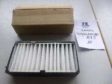 SUBARU LEGACY OUTBACK Pollenfilter Innenraumfilter Original 72880AE080