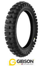 GIBSON MX 4.1 MOTOCROSS REAR TYRES -  MX TYRES - MANY SIZES - CLEARANCE SALE