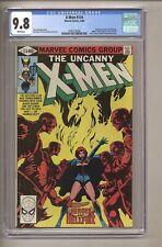 X-Men 134 CGC 9.8 1980 White Pages 1st Dark Phoenix #2085318004