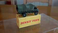 French Dinky #821 Unimog Mercedes Military Truck Series 1