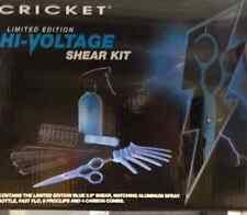 Cricket Shear Set Hi-Voltage Blue