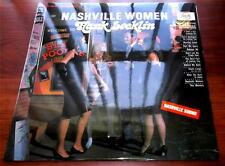 Hank Locklin  Nashville Women  1967  RCA LSP-3841 Country  German Import  LP  NM