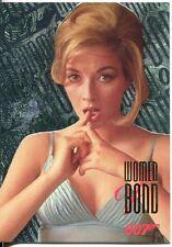 James Bond Connoisseurs Collection Volume 1 FX Tech Chase Card W2