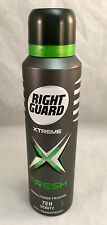 3x 150ml Right Guard Xtreme Fresh Anti-Transpirant  Deo Spray (100ml/2,22€)