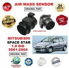 FOR MITSUBISHI SPACE STAR 1.9 DiD 2001-2004 AIR MASS SENSOR 6 PIN with HOUSING