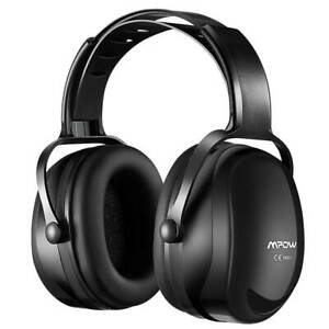 Mpow Gehörschutz Größenverstellbare SNR 36dB Lärmschutz Kopfhörer Hörschutz DHL