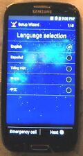SAMSUNG GALAXY S3 16GB BLUE (Verizon) SMARTPHONE - WORKING, PARTS REPAIR SCHI535